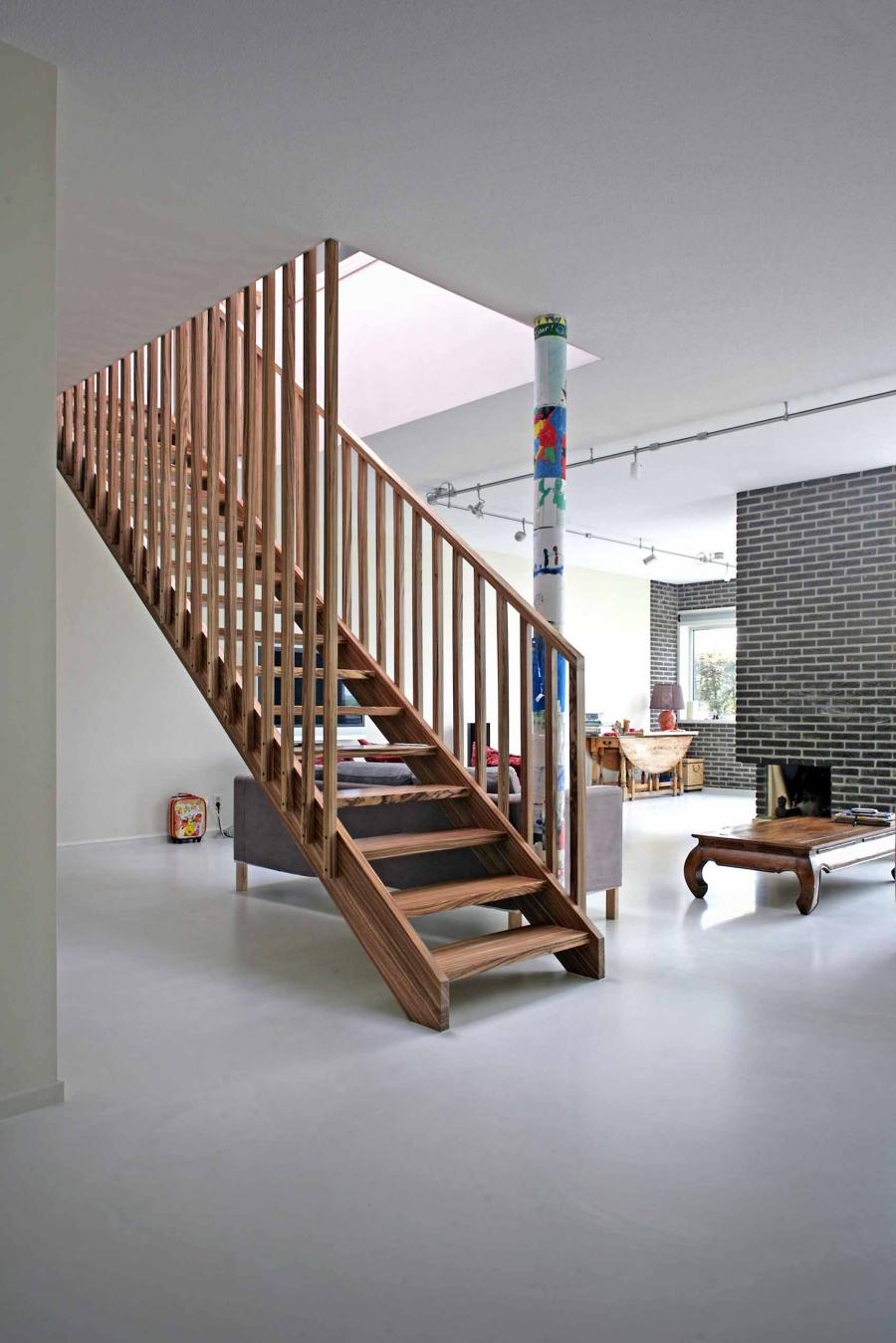 Casa en amsterdam dafdf arquitectura y urbanismo - Apartamentos en amsterdam ...